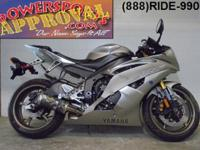 2008 Yamaha R6 Crotch Rocket for sale $4,999! Real Deal