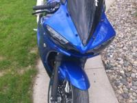 Well preserved Yamaha R6S tons of upgrades and new