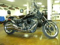 This is a 2008 Yamaha Raider 1854cc. This is a great