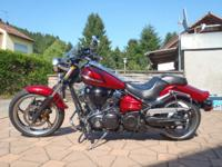 Very Clean Bike, 13500 miles. Includes great deals of