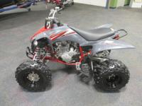 CLEAN 2008 YAMAHA 250 RAPTOR 4-STROKE ATV! Features