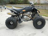 2008 Yamaha Raptor 250, FMF Pipe, Excellent Condition.