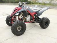 2008 Yamaha Raptor 700r, Fuel Injected, Must See.