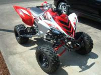 2008 Raptor 700R Special Edition for sale. The quad has