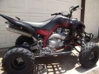 Description Full Financing Available! 2008 yamaha