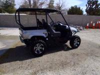 2008 Yamaha Rhino Powersport This 2008 Yamaha Rhino
