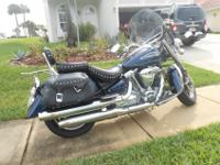 Great condition 1700 Yamaha Road Star for sale by