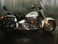 2008 Yamaha Road Star Tourquey Tourer Ready to Hit the