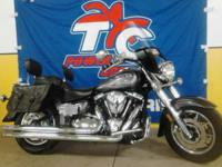 2008 Yamaha Road Star S Awesome Big Bore Cruiser