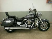 2008 Yamaha Roadstar Silverado S 1700cc. This bike is