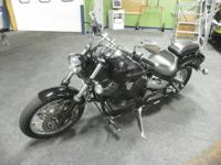 SUPER CLEAN 2008 YAMAHA V-STAR 1100 CUSTOM! Features