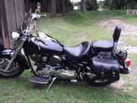 Very clean. Low miles. (9,702 actual miles). Black and