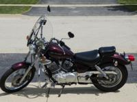 EXCELLENT STARTER BIKE! Meticulously maintained and