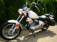 2008 Yamaha V Star 250 GREAT STARTER BIKE  TAKE IT FROM