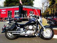 It's up to you to say the rest. 2008 Yamaha V Star