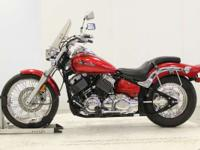 2008 Yamaha V Star Custom JUST IN TIME FOR SUMMER YOU