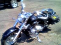 - This 2008 Yamaha V-Star Motorcycle is offered to you