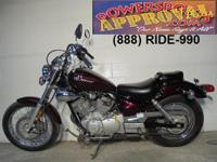 2008 Yamaha Vstar 250 Motorcycle for sale only $1,900!