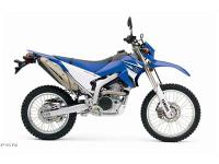 Directly come down from our YZ and WR off-road machines