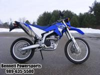 For Sale 2008 Yamaha WR250R, This bike is in like new