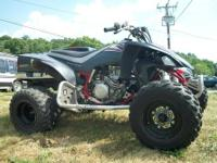 I am selling my 2008 YFZ. ONE OWNER, I purchased it