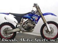 2008 Yamaha YZ450F This is a nice Motocross bike from