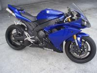 2008 Yamaha YZF-R1 the AMA Superbike Champion! the