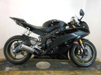 2008 Yamaha YZF-R6 One Slick Ride  Yamaha has