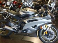 2008 Yamaha YZF-R6 LOW MILES!  A PROVEN CHAMPION!