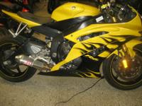 Motorbikes Sport 1287 PSN. the YZF-R6 is the most