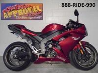 2008 Yamaha R1. Perfect Perfect. This clean R1 is