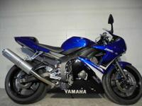 2008 Yamaha YZFR6SXB/C 2008 Yamaha R6 - U2400 2008