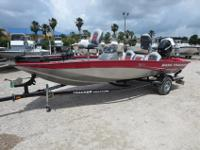 2008 Bass Tracker Pro Series Pro Team 175TXW, 2008 Bass