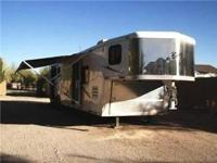 Arizona RV is proud to represent a RV horse trailer.
