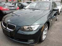 Year: 2008 Make: BMW Model: 3-Series Trim: 328xi Coupe
