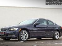 OVERVIEW This 2008 BMW 3 Series 2dr AWD COUPE SPORT