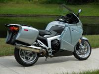 Thanks for looking into this beautiful 2008 BMW K1200GT