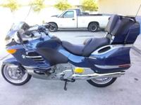 I currently have a 2008 Bmw K 1200 Lt for sale. This