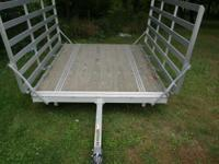 2008 BNM Blaze MP8 Great ATV/utility trailer at a great