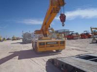 Cranes Telescopic 3883 PSN . 2008 Broderson IC200 2008