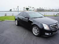 Fully loaded CTS with every premium option available