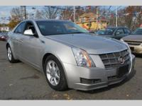 THIS G��08 CADILLAC CTS IS A LUXURIOUS SPORTS SEDAN