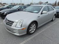 Check out this gently-used 2008 Cadillac STS we