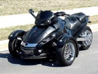 Black widow edition, Easy to ride like a Snowmobile or