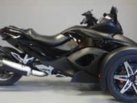 ,,........2008 CAN AM SPYDER ROADSTER SM5 **********THE