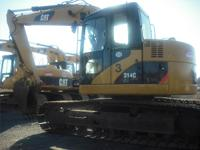 2008 Caterpillar 314C LCR 314C LCR 2008 CATERPILLAR