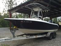 2008 Century 2001SV Center Console Saltwater Fishing