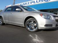 2008 Chevrolet Malibu FWD LT Sedan 4D 2.4 L 4CYL. Stock