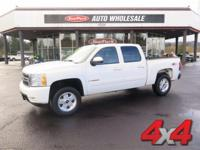 From home to the job site, this White 2008 Chevrolet