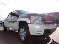 This 2008 Chevrolet Silverado 1500 LTZ just came in it